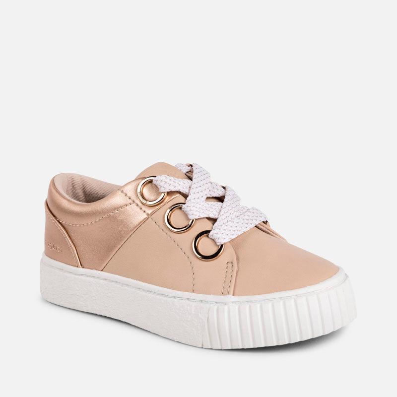 49a473d6 Buty casual na platformie dla dziewczynki – Mayoral art. 45007 ...