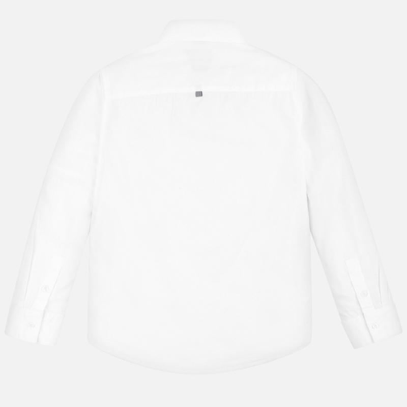 Koszula z długim rękawem dla chłopaka – Mayoral art. 874  Zo1z4